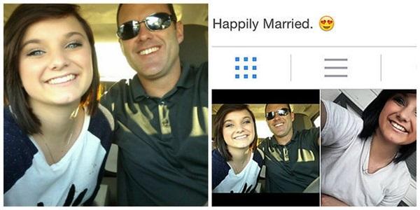 Amy Nicole Cox Matthew Shane Wester Indicted ex-teacher weds teen