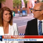 Australian Newscaster On Air Breaks Down: Newscaster Natalie Barr Breaks Down Live