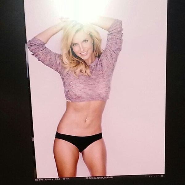 Britney Abs Picture