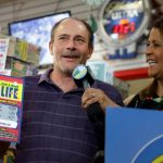Bruce Magistro wins lottery twice and plans to keep his job