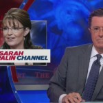 Stephen Colbert Buys Sarah Palin Site TheSarahPalinChannel.com