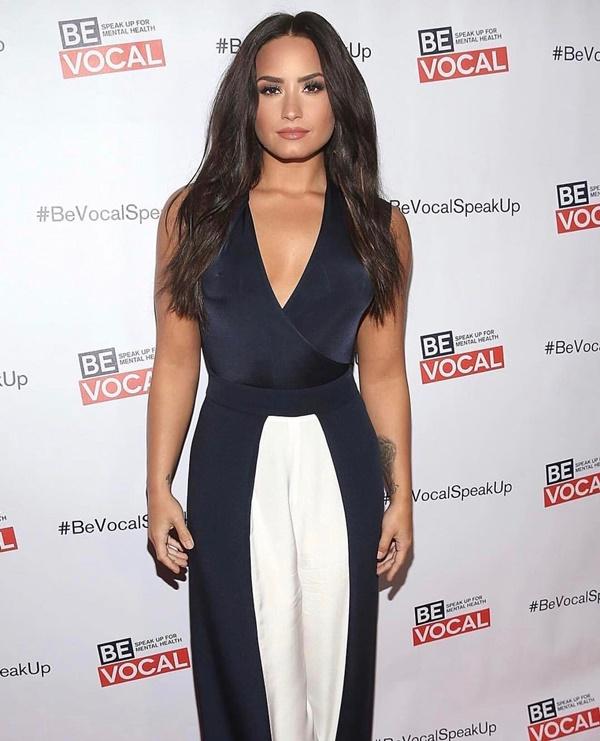 Demi Lovato 1% African Controversy