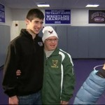 Deven Schuko: Wrestler Dumps Record, And Gives Student With Down Syndrome A Big Win