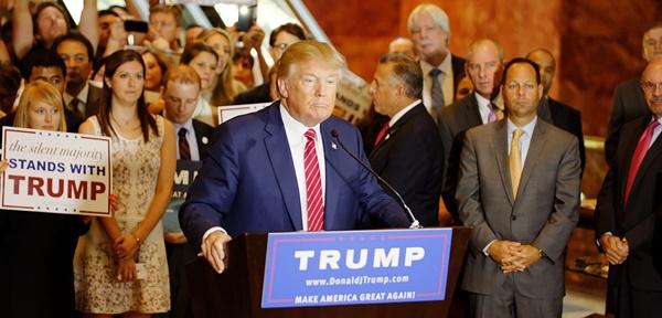 Donald Trump Latino