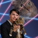 Draven Rodriguez Yearbook Photo: Cat In Yearbook Pic Goes Viral