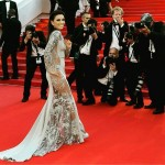 Cannes Red Carpet: Eva Longoria Stuns In Daring Gowns At 2015 Cannes Festival
