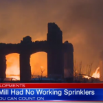 Fall River mill fire is being investigated, deemed 'suspicious'