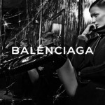 Gisele Bundchen Buzz Cut In New Balenciaga Ad