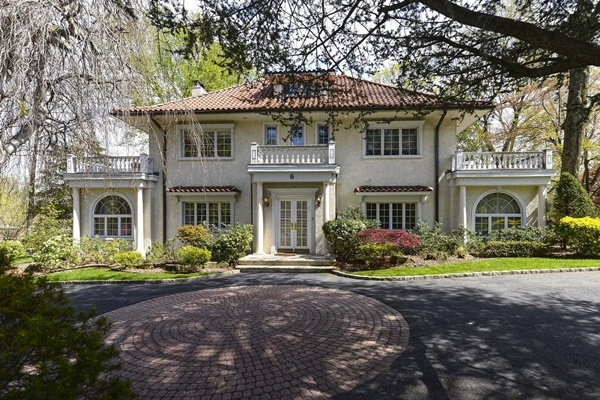 New York Mansions For Sale >> Great Gatsby House For Sale: Home Behind Book Hits Market