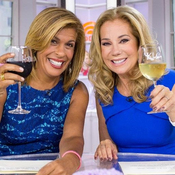 Hoda Kotb From Today Leaving Alcohol
