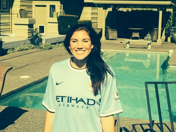 Hope Solo Arrested