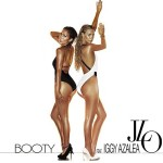 J.Lo & Iggy Azalea Go Back-to-back On 'Booty' Remix Cover (Photo + Listen)