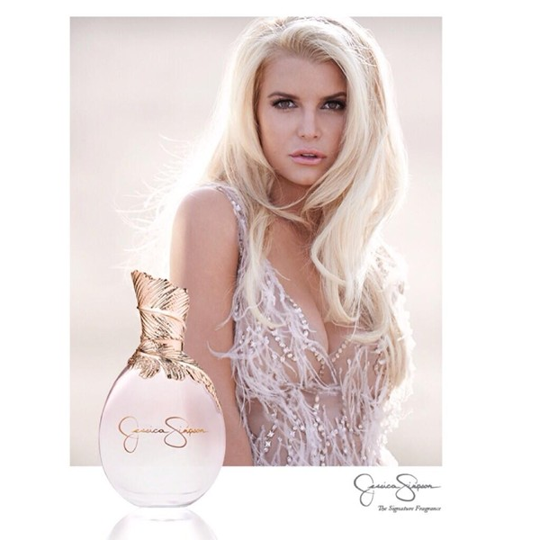 Jessica Simpson New Fragrance Ad