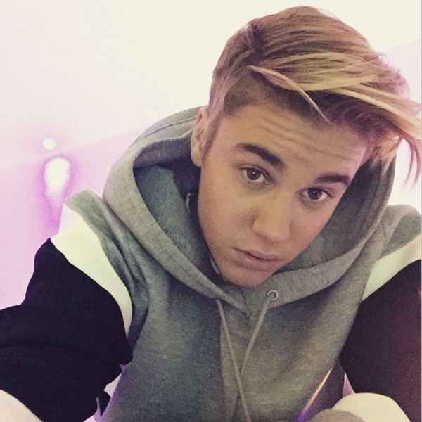 Justin Bieber Has New Hairstyle And Selena Gomez For Fun