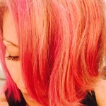 Kelly Ripa Adds Cool Pink Hair To Her Summer: Will This End The Pregnancy Rumors?