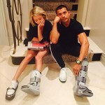Kelly Ripa 'Broken' Marriage And Injury Add More Drama To Epic Summer: Mark Consuelos Tore His Calf After Ripa Broke Her Foot