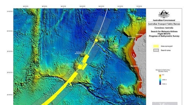 Malaysian Airlines Flight MH370: New Video Shows Ocean Floor Of Search Area
