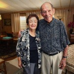 Mary And Richard Arambula Celebrate 70th Wedding Anniversary With Letters From Stars And Politicians