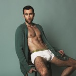 Neville Longbottom aka Matthew Lewis Covers Attitude: 'Harry Potter' Star Goes Shirtless For Gay Mag