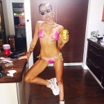 Miley Cyrus Bikini Photos Spark Debate On Her Tiny Frame