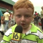 Noah Ritter Interview: Boy Adorable TV Moment Goes Viral, Apparently