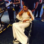 Olivia Culpo At 2015 Emmy Awards: Actress Nearly Faints, Helped By Giuliana Rancic