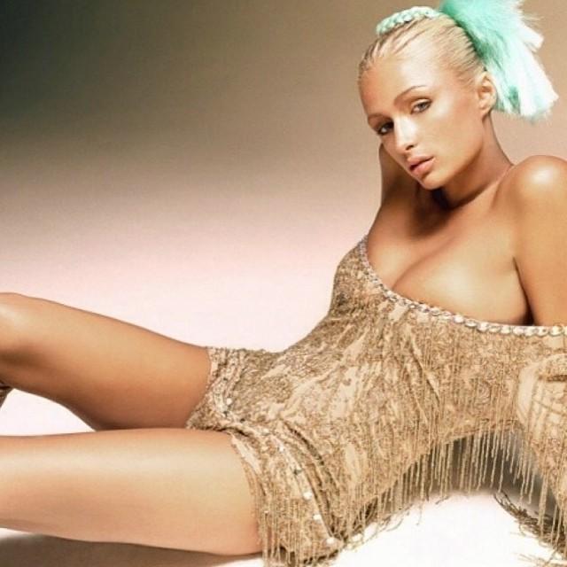 Paris Hilton Sexy Film 47