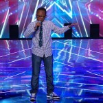 Quintavious Johnson Sings With Jennifer Hudson On 'America's Got Talent'
