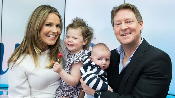 Savannah Guthrie Children Mike Feldman