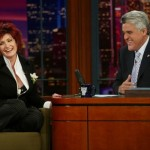 Sharon Osbourne Says Sex With Jay Leno Only Lasted 'A Second'