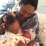 Stephen Curry Baby Ryan: Ayesha Curry And Her Husband Debut Sweet Baby Girl