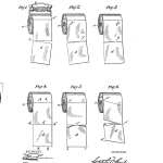 Toilet Paper Inventor's Patent Answers Old Question