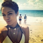 Vanessa Hudgens Waterfall, Hawaii Vacation Pictures Will Make You Jealous