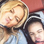 beyonce blue ivy vacation photos