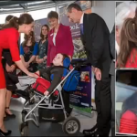 Duchess Kate Tearful: Pregnant Duchess Kate Tears Up During Hospice Visit