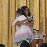 First Lady Too Young For 51: Michelle Obama Looks 'Too Young' To Be Her Age, Says Little Girl