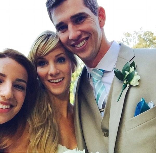 heather morris married