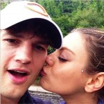 Mila Kunis: Hands-On Dad Ashton Kutcher Wants 'To Change Every Diaper,' Cute Comment Goes Viral