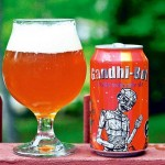 New England Brewery Puts Mahatma Gandhi On Beer, Then Apologizes