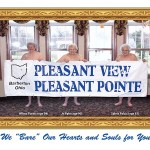 Pleasant View seniors calendar: Charity calendar finds seniors going bare